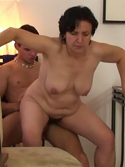 The Granny Whore Is Horny For A Big Cock Meat And The Young Man Fills Her Up^granny Bet Mature Porn Sex XXX Mature Matures Mom Moms Erotic Pics Pictur