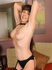 Sexy 47 Year Old Alexandra Silk Tugging At Her Hot Pussy Hairy In Here^all Over 30 Mature Porn Sex XXX Mom Picture Pics