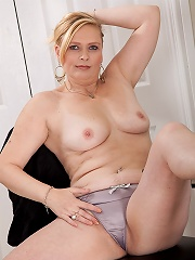 Feature Mature Model Tamara Strips After Dusting The Table^all Over 30 Mature Porn Sex XXX Mature Matures Mom Moms Erotic Pics Picture Gallery Free